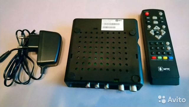 Тв-приставка МТС модель: DCD3011  89537131774 купить 6