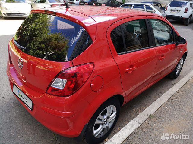 Opel Corsa, 2013  89603321151 купить 4