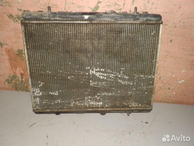 Радиатор основной Ситроен С4  89041755273 купить 3