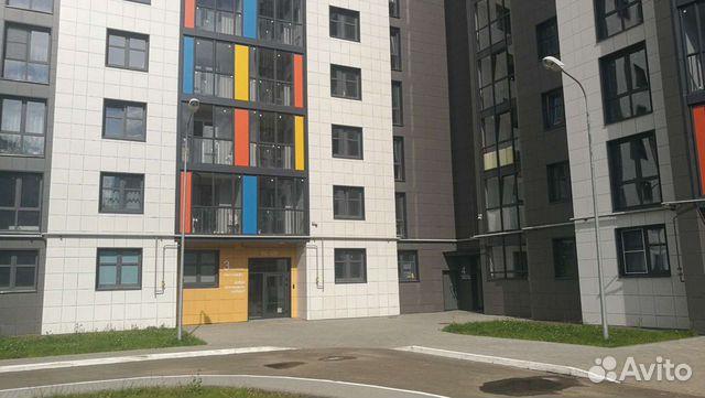 1-к квартира, 46 м², 2/12 эт.