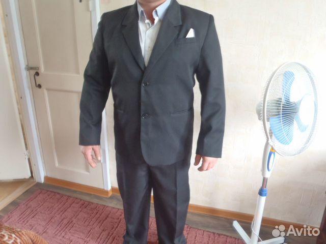875230ac93f4 Продам костюм чёрный подростковый (мужской) купить в Томской области ...