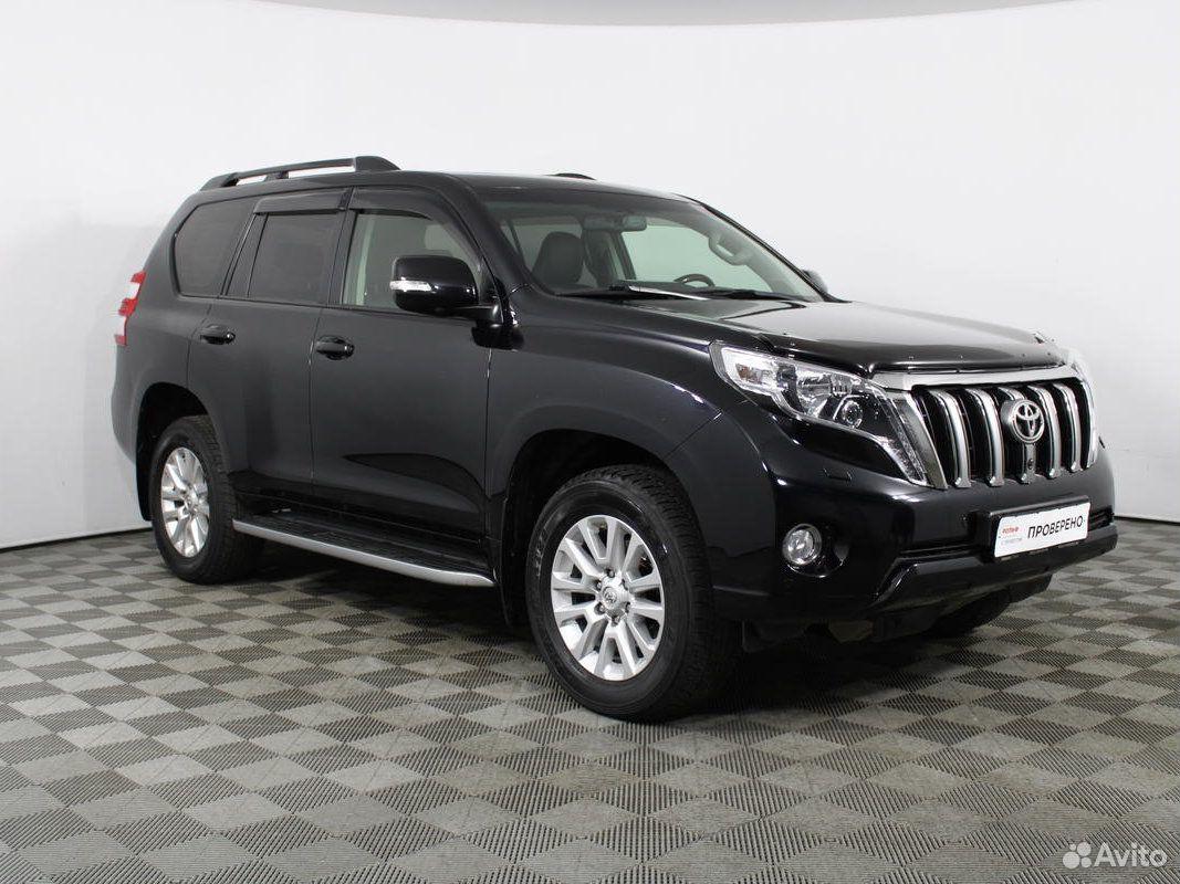 Toyota Land Cruiser Prado, 2014  88129217686 купить 2