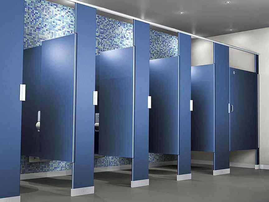 Перегородки сантехнические для туалетов
