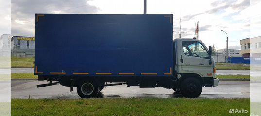 ab1266c799eaa Грузовик Hyundai hd 78 (изотерма) купить в Санкт-Петербурге на Avito —  Объявления на сайте Авито