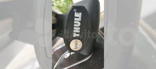 Дуги Thule WingBar 961 + Thule Rapid System 757 купить в ...