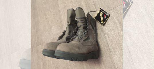 030f54af4 Армейские ботинки McRae 5286 gore-TEX р.40.5 купить в Москве на Avito —  Объявления на сайте Авито