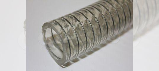 Шланг армированный стальной спиралью