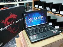 Легендарный игровой ноутбук MSI GE60 2PL Apache