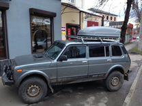 Багажник LADA Niva в Краснодаре