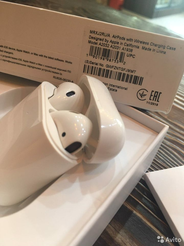 2 AirPods  89089699906 buy 4