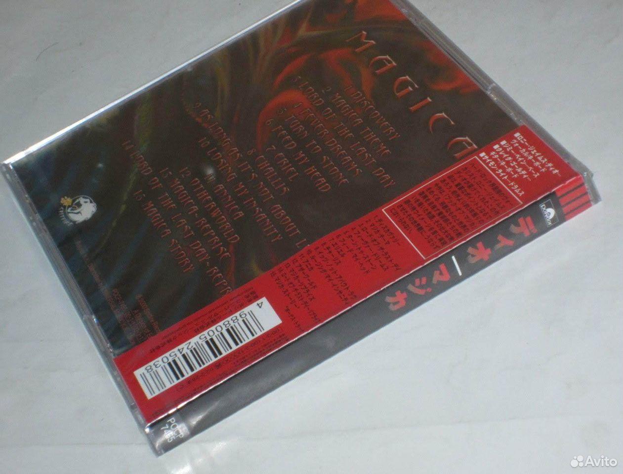 DIO - Magica 2000 Japan CD 1 Press pocp-7465 Новый