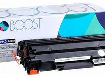 Картридж Boost LAC-HP-LJP1102-BST-BLK-V9.0