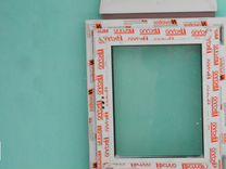 Окна Пластиковые 705х955 мм