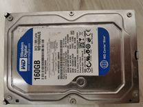 Western Digital 160 Gb Caviar Blue — Товары для компьютера в Краснодаре