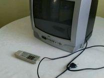 JVC телевизор