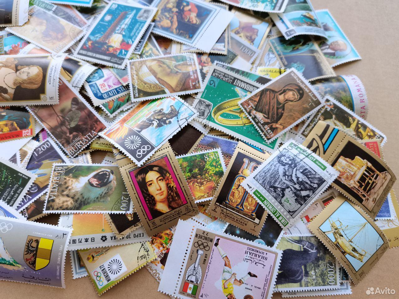 200 марок без повторов