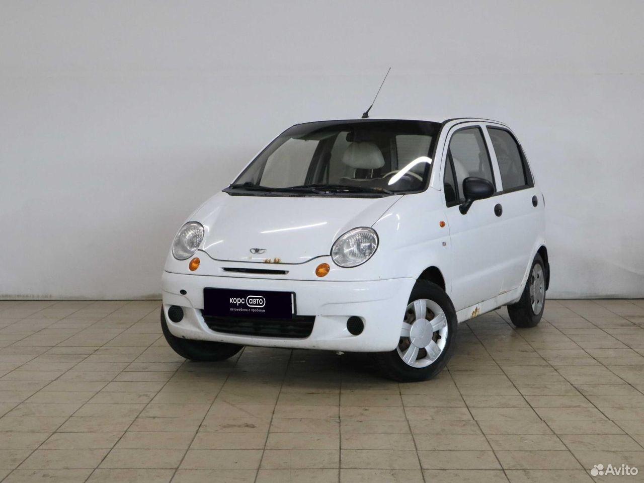 Daewoo Matiz, 2010  84872337205 купить 1