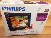 Новая фоторамка Philips SPF2017/10
