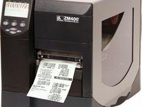 Термопринтер zebra ZM400