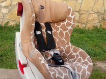 Автокресло britax romer king II LS Big Giraffe Hig