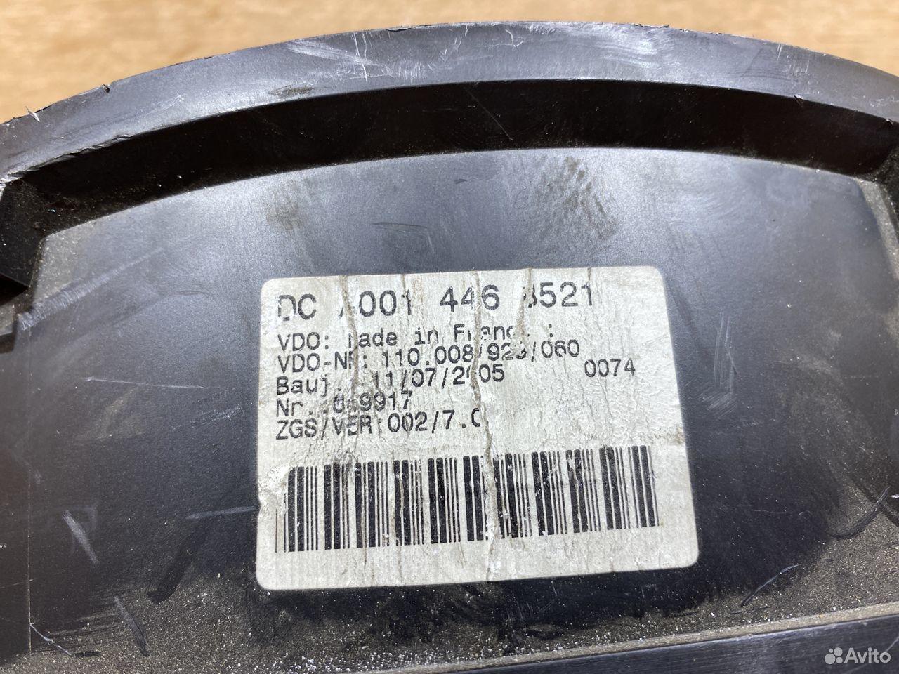 Панель приборов Mercedes Sprinter дизель 772094  89534684247 купить 5