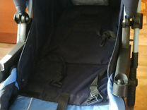 Кровать и коляска