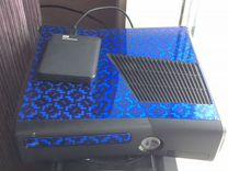 Игровая приставка Xbox360 1.5T.b(FreeBoot) +128Игр