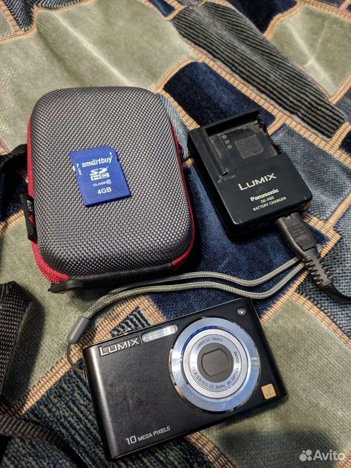 Фотоаппарат Panasonic Lumix  89529944432 купить 4