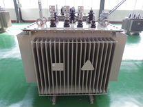 Силовой трансформатор и подстанция