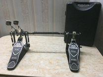Двойная педаль. Кардан tama Iron Cobra