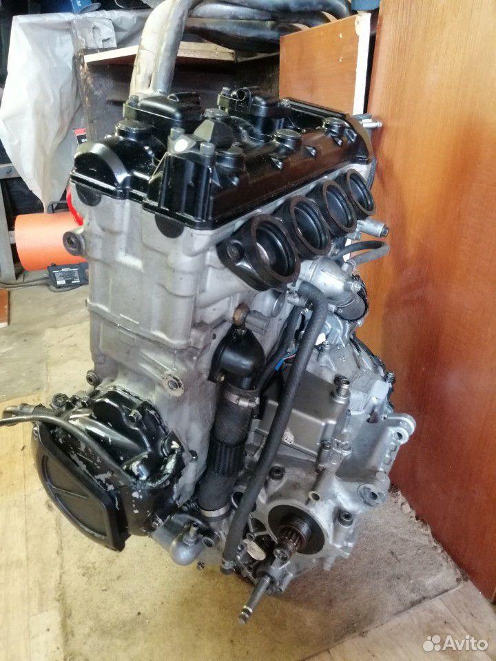 Двигатель сузуки К6 1000  89821902165 купить 1