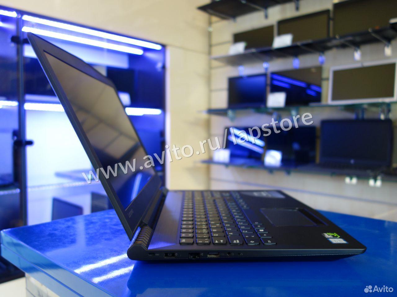 Ноутбук Lenovo Y520 i7-7700HQ/16GB/256+1T/GTX1050  84012422018 купить 2