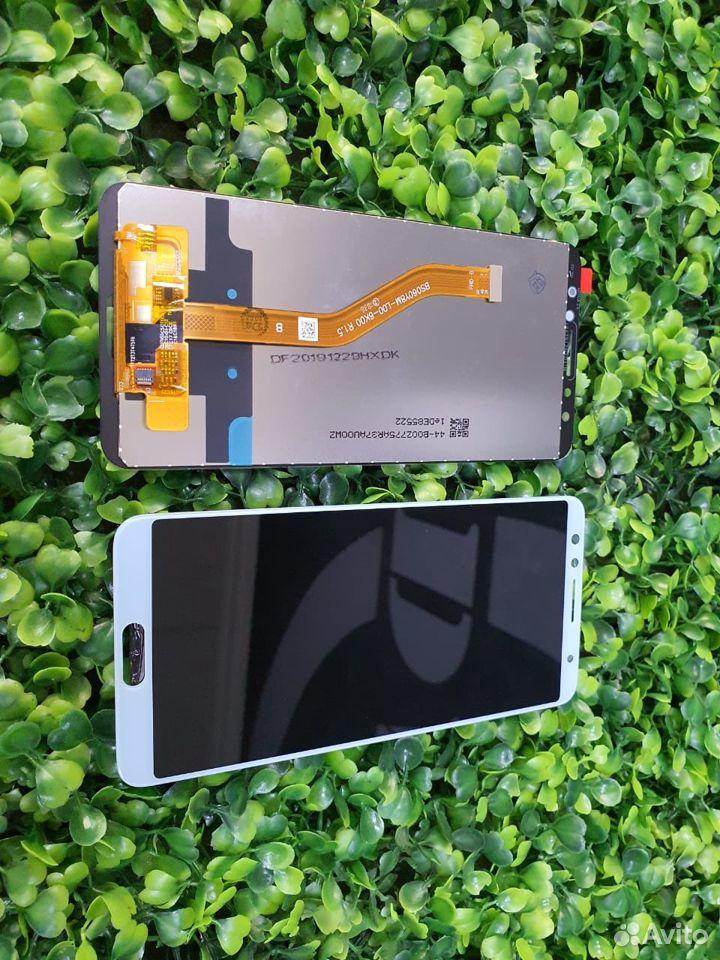 Дисплей Huawei Nova 2s белый и серый