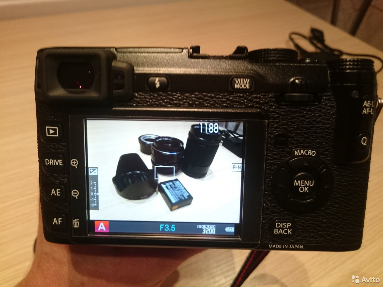 Fujifilm x-e1  89605808448 купить 4