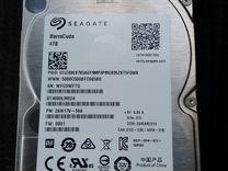 """Seagate 4000Gb SATA новый 2.5"""" 14 мм для ноутбука — Товары для компьютера в Москве"""