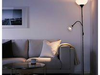Торшер /лампа для чтения 2в1