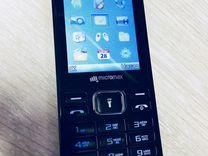 Телефон Micromax X907