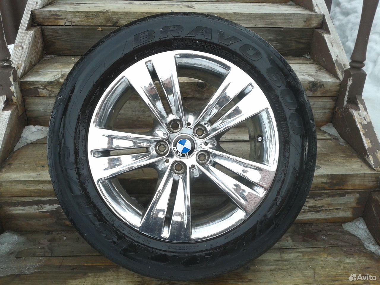 Колеса на BMW X5  89116802933 купить 2