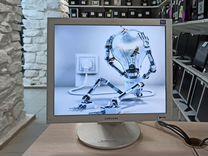 """Монитор ЖК SAMSUNG SyncMaster 173P, экран 17"""" дюй — Товары для компьютера в Перми"""