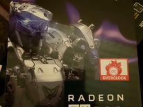 Видео карта radeon 580rx 8gb