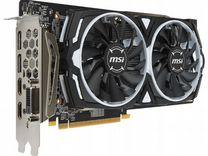 Игровая Видеокарта MSI AMD Radeon RX 570 8Gb