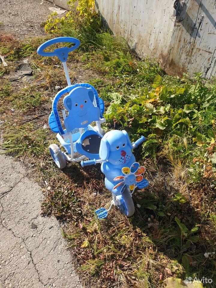 Музыкальный велосипед  89028637279 купить 1