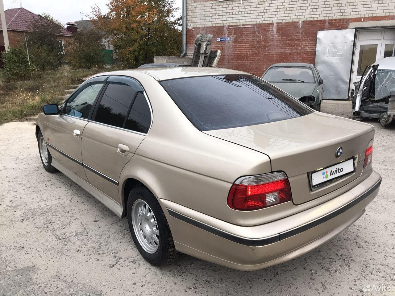 BMW 5 серия, 1998 89606328319 купить 2