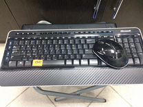 Клавиатура и мышка Microsoft