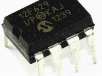 Микроконтроллер PIC 12F629