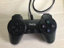Проводной геймпад джойстик Dialog GP-A01