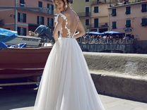 Свадебное платье и фата(возможен прокат )
