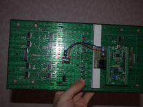 LED панель на stm32
