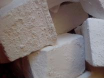 Мел и глина для еды