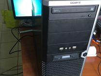 Компьютер i3/8gb/gtx650/1tb + FullHD Монитор